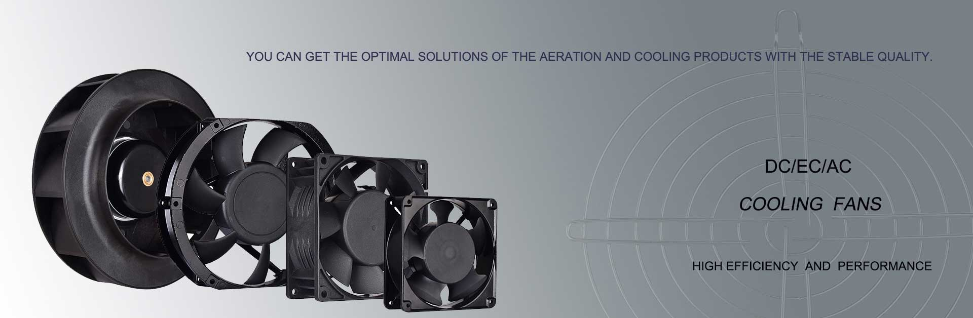 DC cooling fans, DC axial fan - Ruiapple Fans