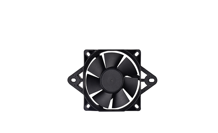 DC Axial Fans